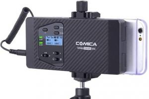 Comica CVM-WS60 Lavalier Microphone for Smartphones
