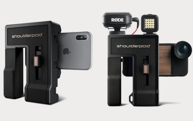 Shoulderpod G2 iPhone Video Rig