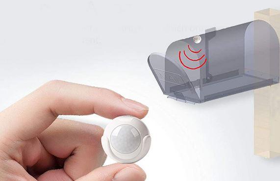 SinMan App Smart Mailbox Alert System