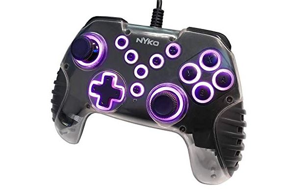 Nyko Air Glow LED Fan-Cooled Controller for Nintendo Switch