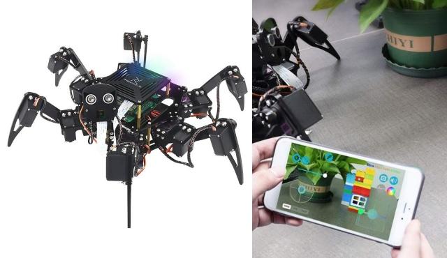 Freenove Big Hexapod Robot Kit for Raspberry Pi
