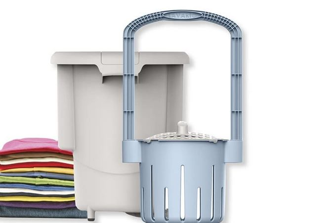 4 Portable Non-Electric Washing Machines