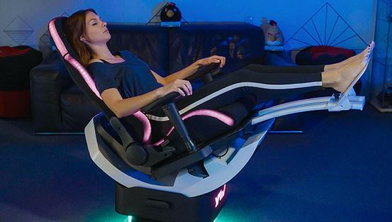 Yaw2 Smart Motion Simulator Chair
