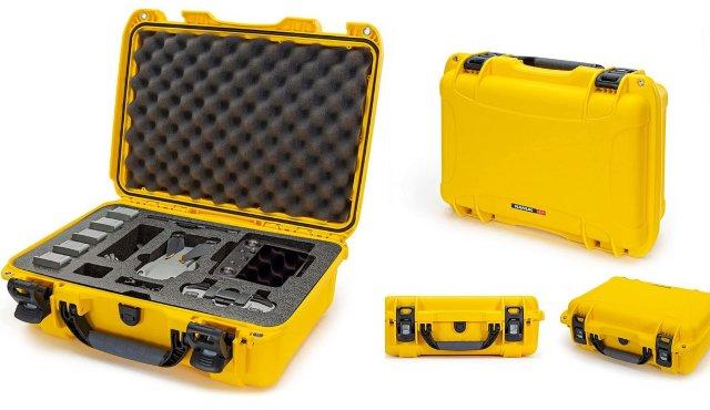 Nanuk 925 Waterproof Hard Case for DJI Air 2S Drone