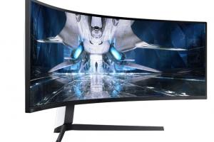 Samsung AG900 Series Odyssey Neo G9 49 inch Curved Gaming Monitor